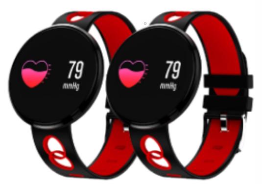 Reseña de Colour Watches– Quizás el mejor reloj inteligente orientado a la salud de 2019