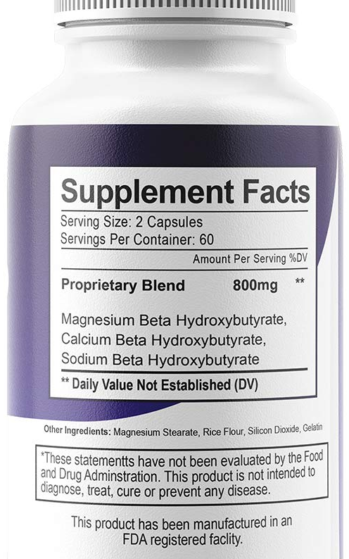 puerfit keto supplement facts